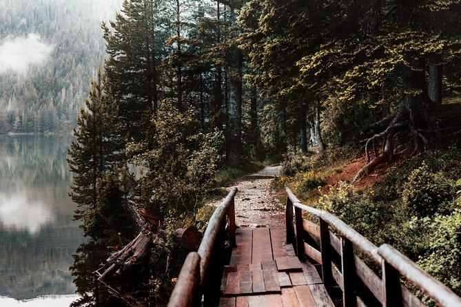 North Montenegro Tour:Žabljak - NP Durmitor - Black Lake - Đurđevića Tara Bridge
