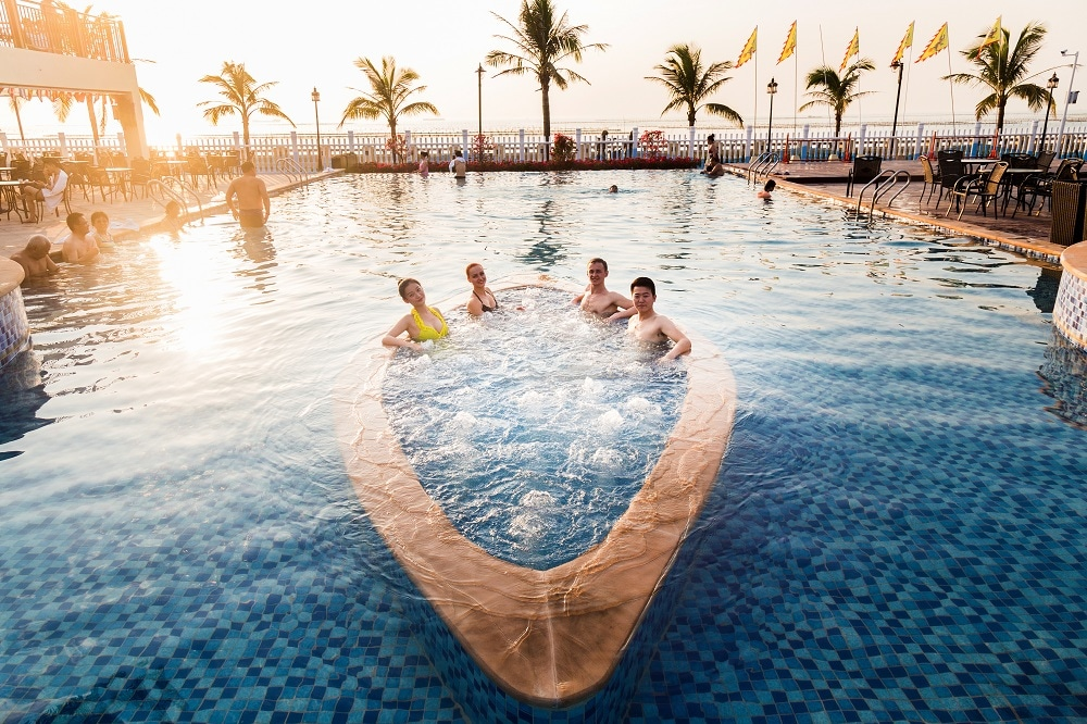 Zhuhai Haiquan Bay Ocean Hot Spring Admission Ticket