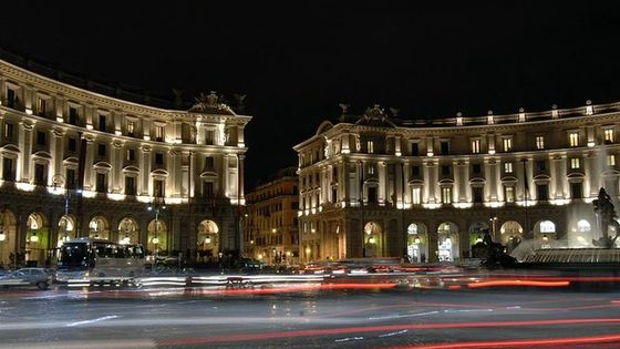 Evening Walking Tour in Rome