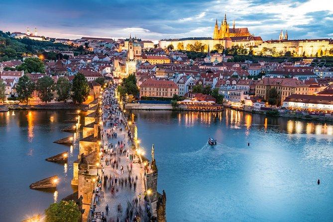 Czech Republic Day Trip from Vienna Including Capital Prague