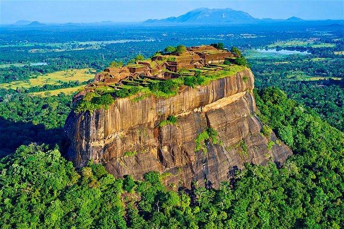 Sigiriya & Dambulla Day Trip From Ahungalla & Kosgoda- All Inclusive