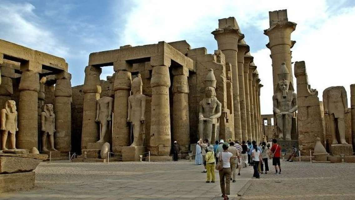 Explore Luxor west bank in a full day tour