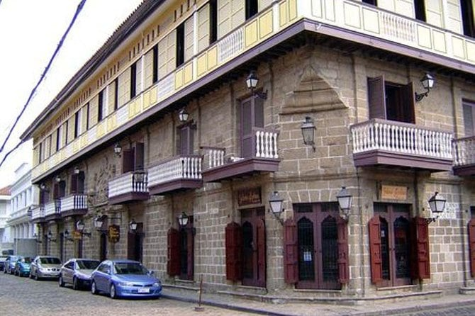 Private Half-Day Makati (Old Manila) with Intramuros