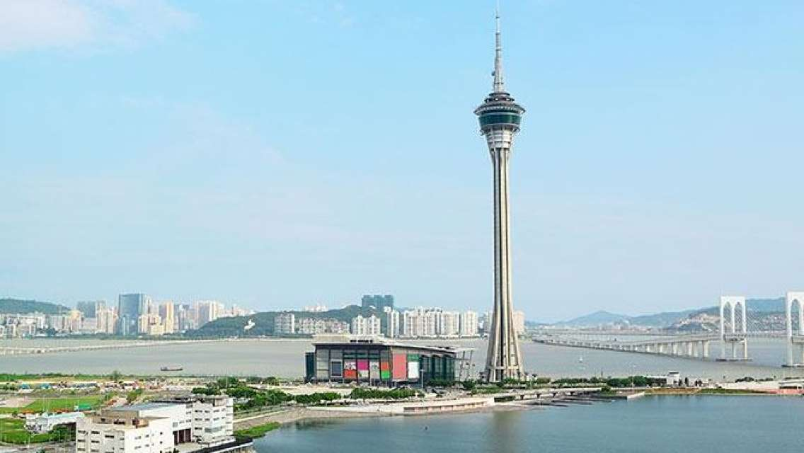 Group Day Tour to Macau from Hong Kong with Hotel Pickup in Kowloon Area