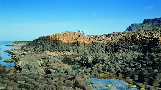 Giant's Causeway Tour including Game of Thrones Sites from Belfast