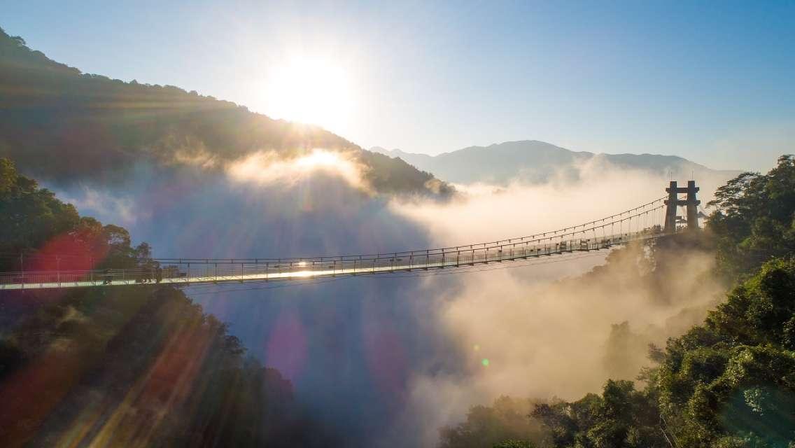 Qingyuan Gulong Canyon Admission Ticket