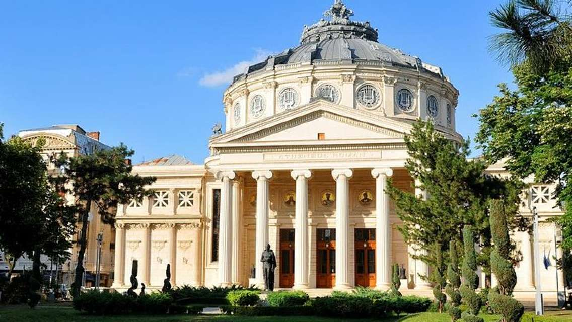 Royal Bucharest La Belle Epoque: 5-hour Private Day Tour in the Little Paris of the East