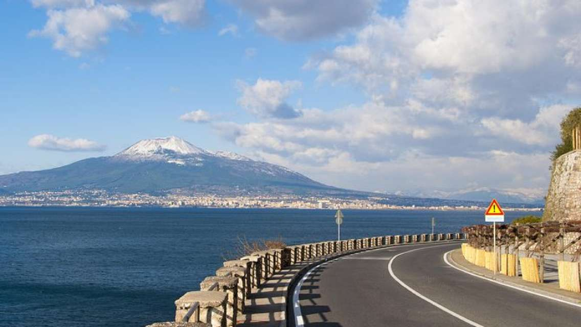 Private Car Transfer from Rome to Naples (or VICE VERSA)