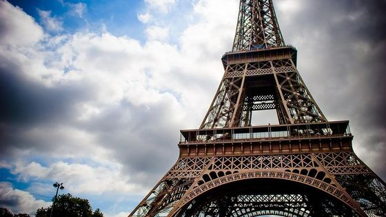 Climb Up the Eiffel Tower & Summit Included By Lift