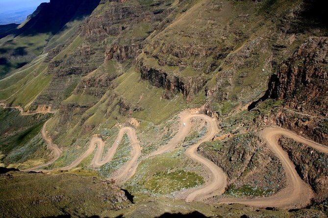 Mountain Splendor -The Kingdom of Lesotho from Durban