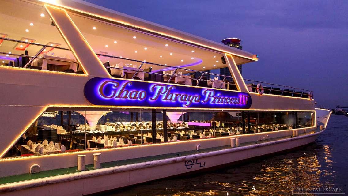 Chao Phraya Princess Cruise Ticket
