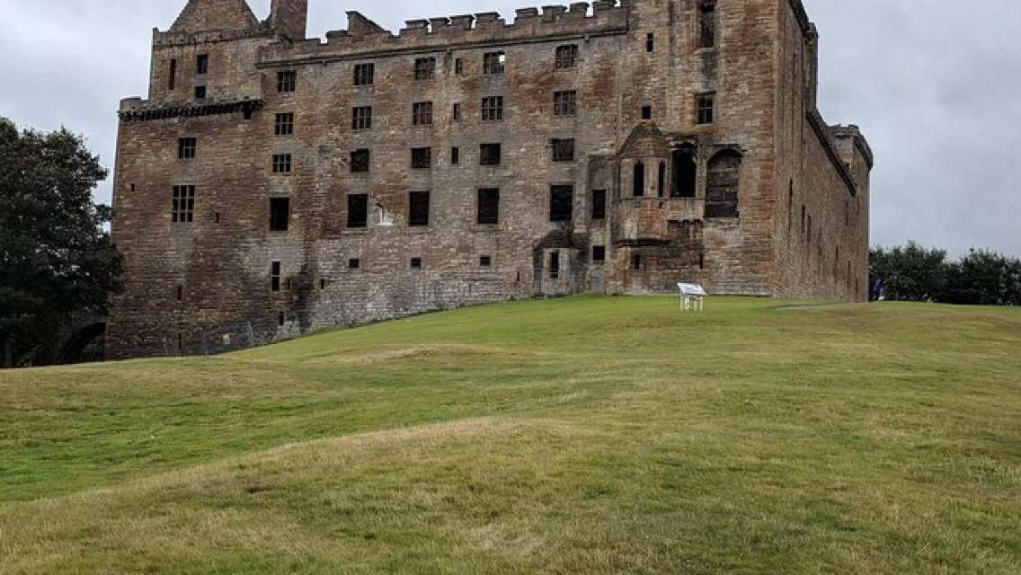 Private Mary Queen of Scots Tour with free self guided MQS Edinburgh Tour