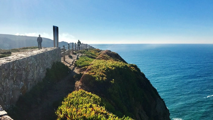 Day Trip to Sintra, Cabo da Roca and the West Coast of Portugal (Lunch+English Group)