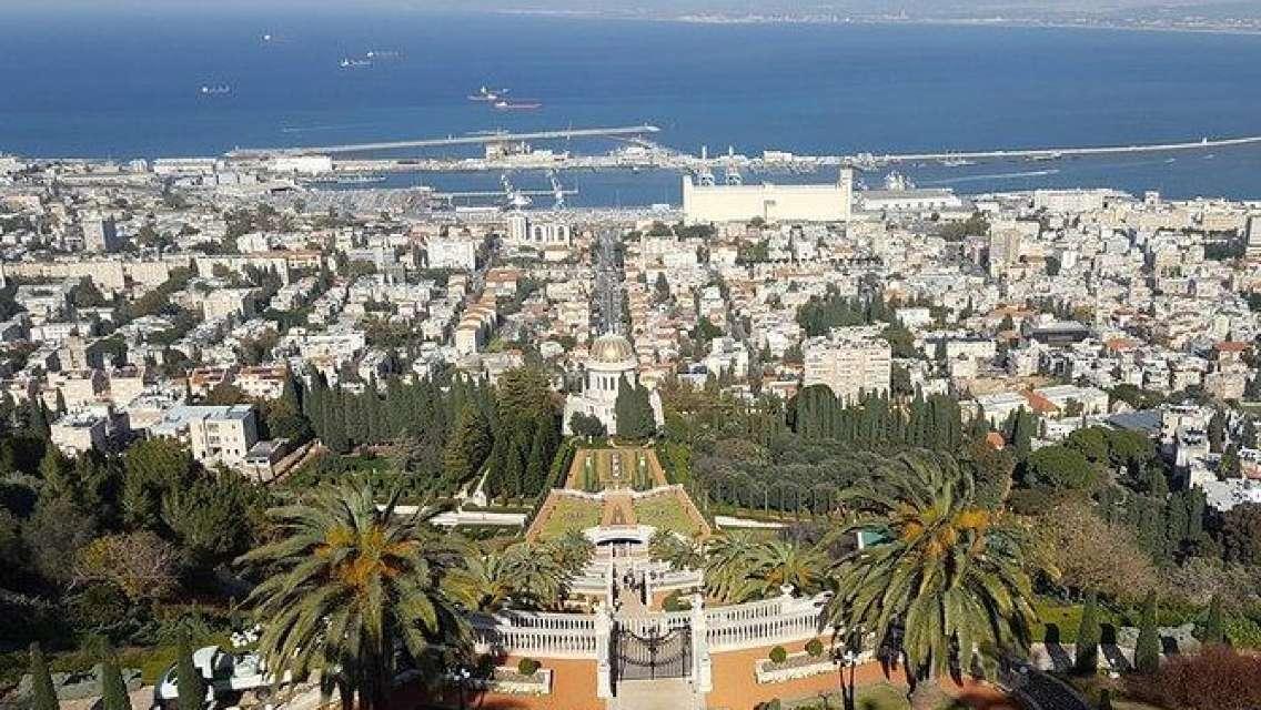 Private Tour to Israel's Coastline - Caesarea, Haifa & Acre