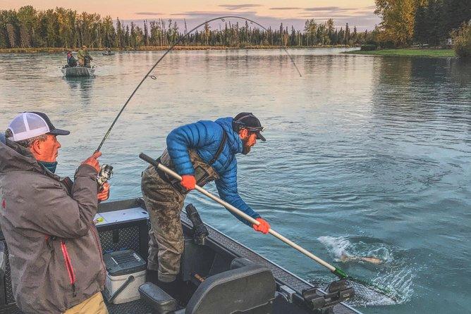 Kenai River Fishing Charter