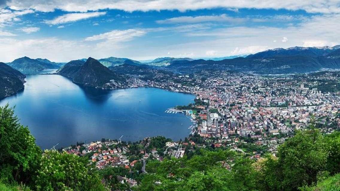 Como, Lugano and Bellagio One Day Experience