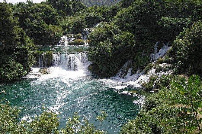 Full-Day Makarska to Krka Park Private Tour with Free Detour