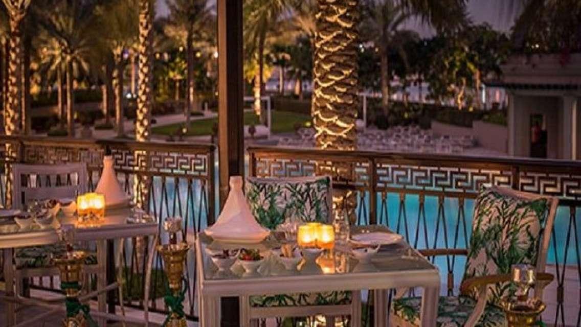 Buffet Dining in Palazzo Versace Dubai