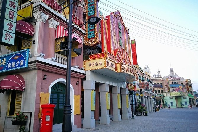 Private Day Tour to Visit Hengdian World Studio (Chinese Hollywood)