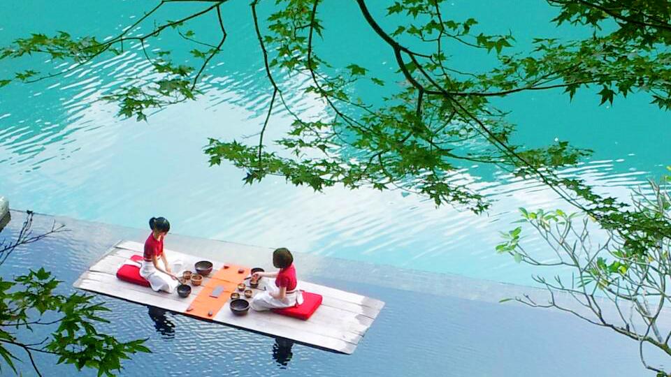 新北馥蘭朵烏來渡假酒店溫泉泡湯券(可選下午茶/午晚餐)