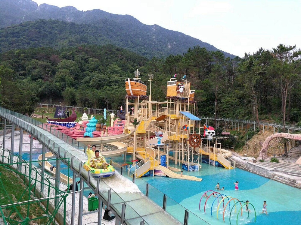 Guangdong Qingyuan Niuyuzui Scenic Area Admission Ticket