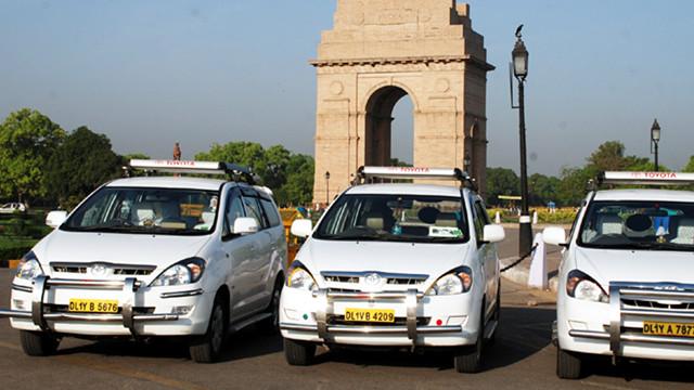 印度新德里+阿格拉+齋浦爾四日遊(專車接送 行程自由)