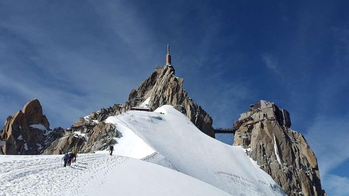 Chamonix and Mont Blanc Guided Day Trip from Geneva
