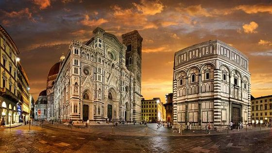 Private Florence Sunset Walking Tour
