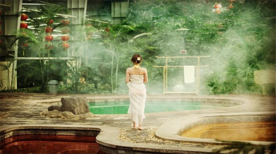 Yulong Hot Spring