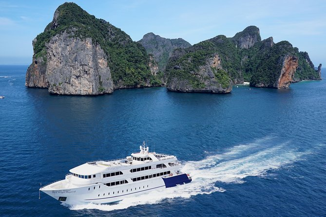 Phi Phi Islands Trip by Ferry Yacht from Phuket