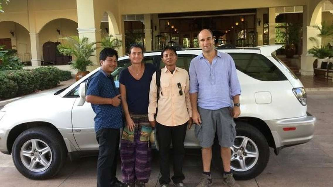 Private Tour Angkor Wat One Day - Banteay Srey (37Km)