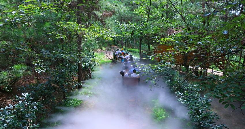 松鼠部落森林假日公園門票通票成人票