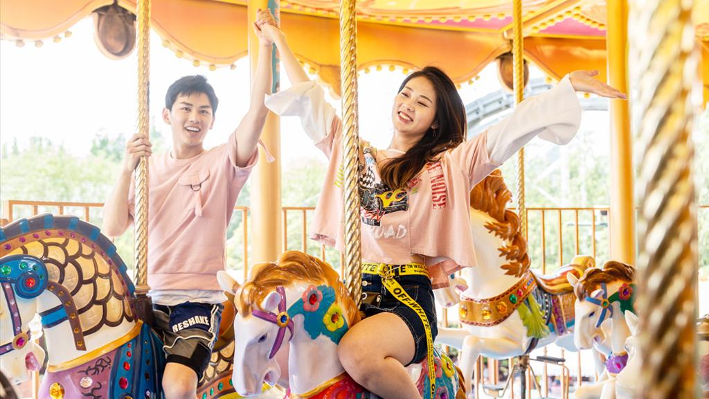 Zhengzhou Fantawild Dreamland Admission Ticket