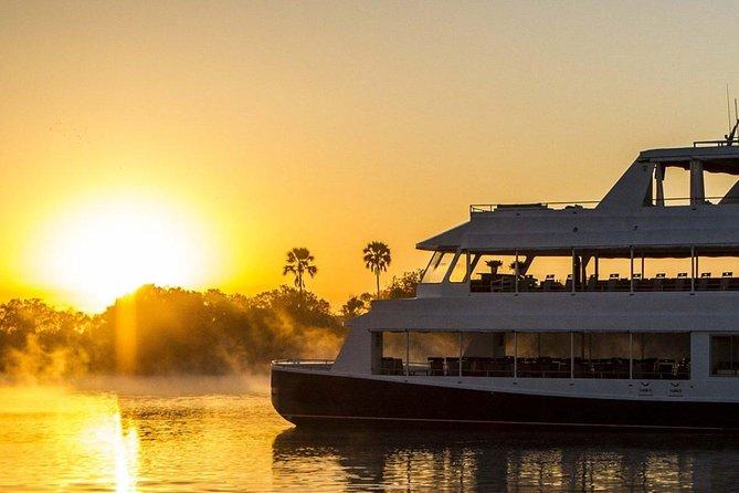 Zambezi Sunset Cruise, Victoria Falls