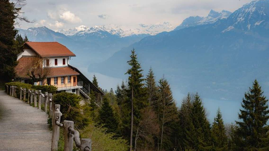 Historical Walk of Interlaken with a Local