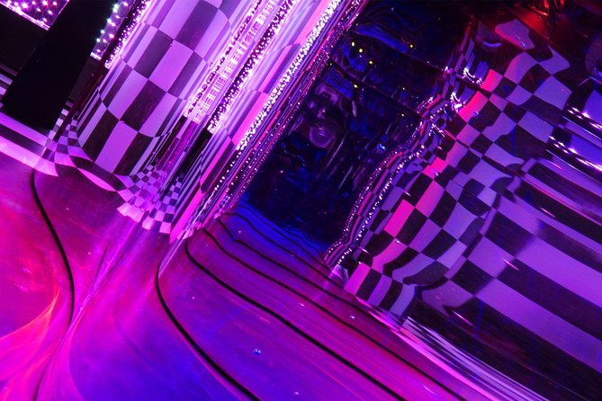 Skip the Line: Odyssey Sensory Maze Entry Auckland Ticket