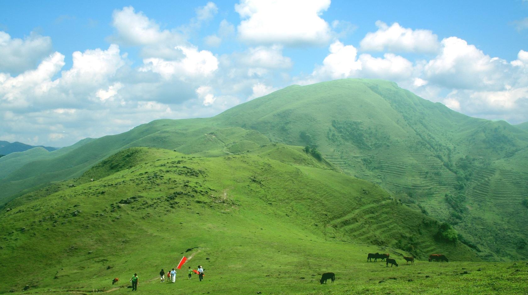 Tianma Mountain Ecotourism Resort