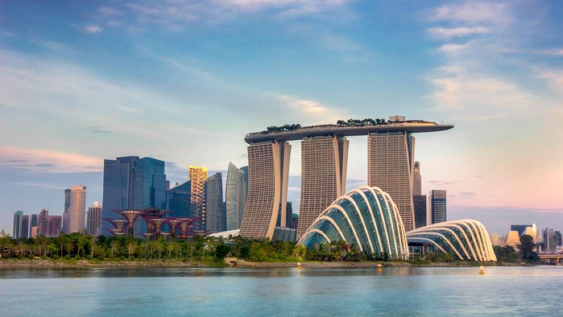 Marina Bay Sands SkyPark Observation Deck Ticket [Bar Code Direct Entry]