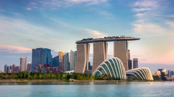 싱가포르 마리나 베이 샌즈 스카이파크 전망대 입장권