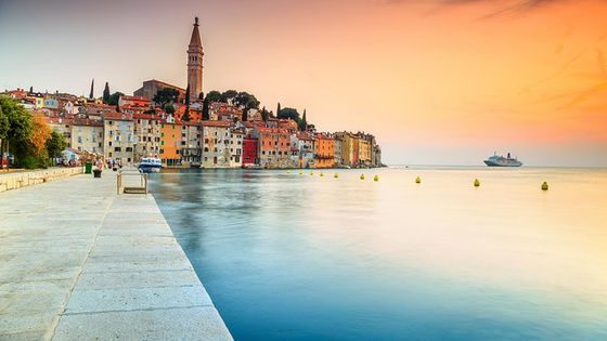 Flavours of Istrian gems Rovinj and Poreč with lunch