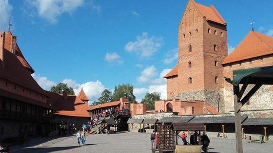 Audio Tours to Trakai Island Castle Museum