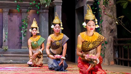 Buffet dinner with Apsara Show - 2 Way Transfers