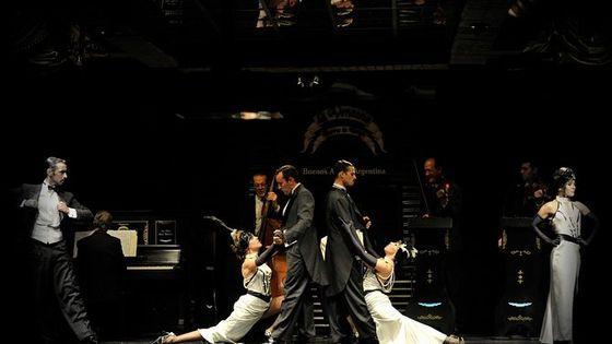 Tango Show at La Ventana Tango with optional Dinner