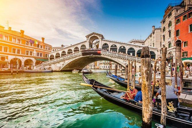 Private tour of Venice from Ljubljana