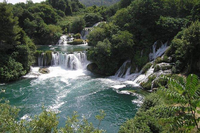 Split to Krka Waterfalls - Full Day Private Tour Including Free Detour