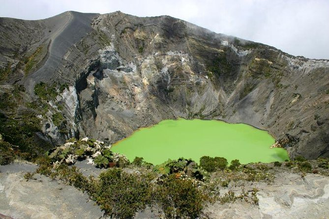 Irazú Volcano -Half Day Trip