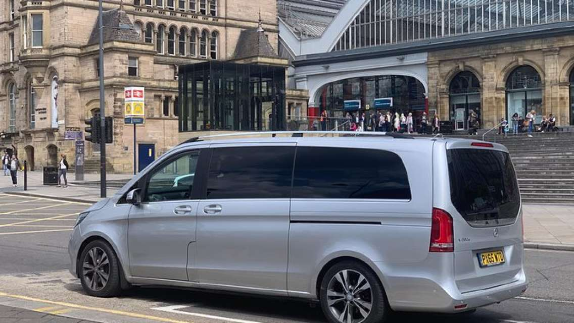 Private Magical Beatles Tour of Liverpool in V-class Mercedes (6 guests max)