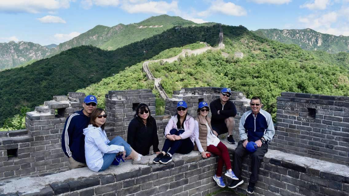 Mutianyu Great Wall With English Speaking Driver Service