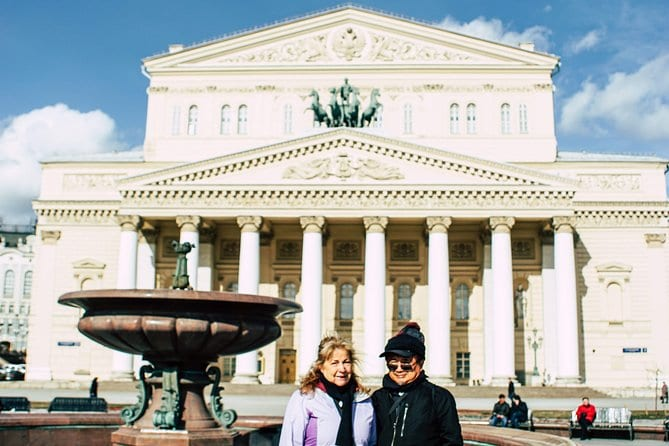 Must See Moscow Tour With Local Guide