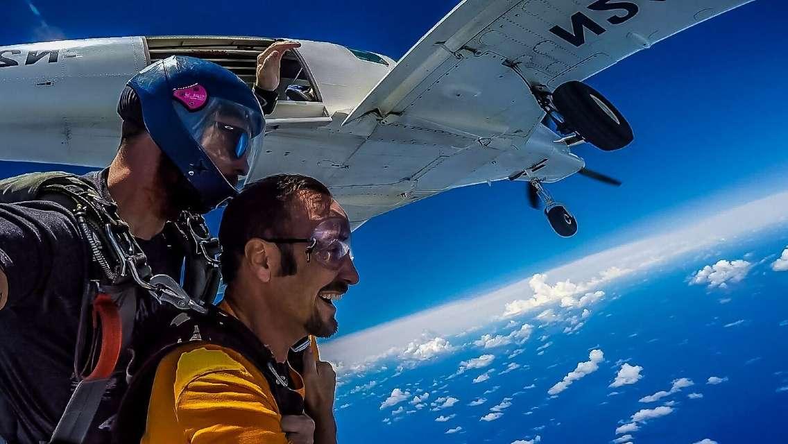 Skydive Saipan